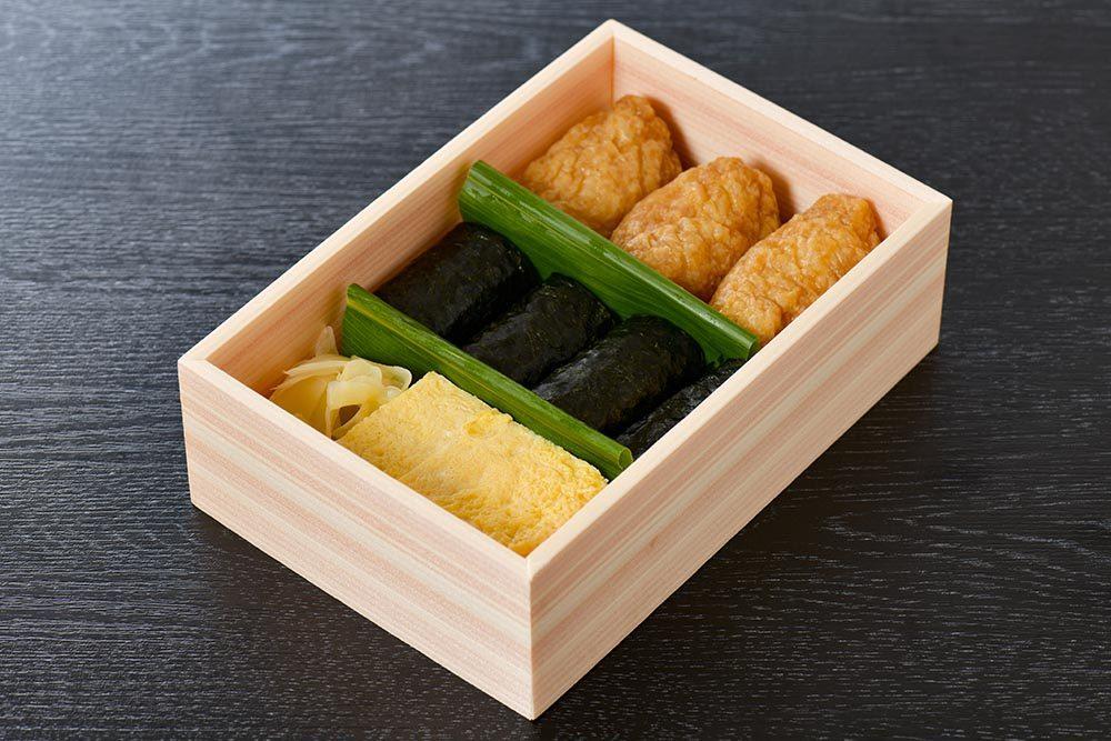 石山寿司 のりたまいなり